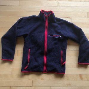 Vintage Patagonia fleece zip up